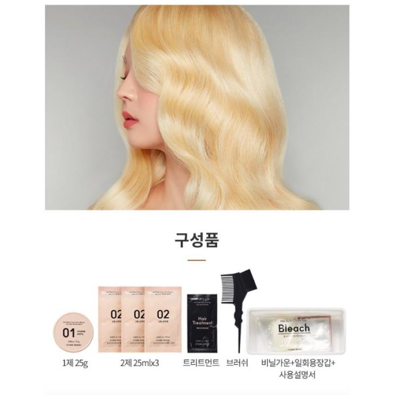 Thuốc Tẩy Tóc Etude House Hot Style Cream Hair Bleach cao cấp