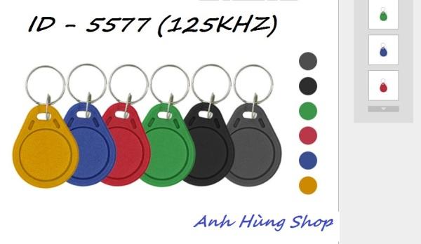 Giá [Loại COPY được] Thẻ RFID 125Khz Thế hệ 3 Loại SAO CHÉP Được