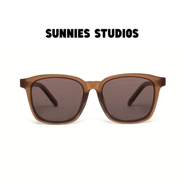 Giá bán Kính mát Sunnies Studios Gọng Vuông Benett in Cacao