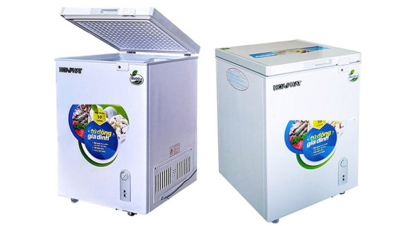 Bảng giá Tủ đông Hòa Phát 100l HCF 106S1N – Tủ mini gia đình Điện máy Pico