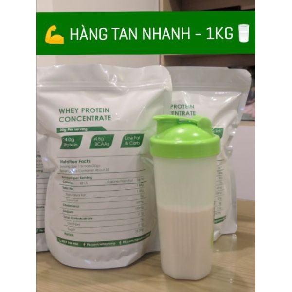 Whey Protein Concentrate NZMP 80% Protein - Đạm whey cô đặc nhập khẩu
