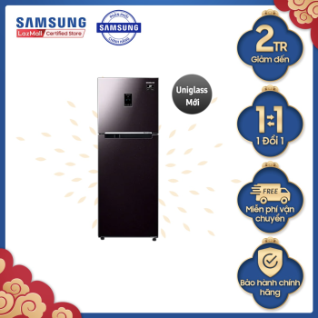(Voucher 250k) Tủ lạnh Samsung hai cửa Twin Cooling Plus 300L (RT29K5532BY)