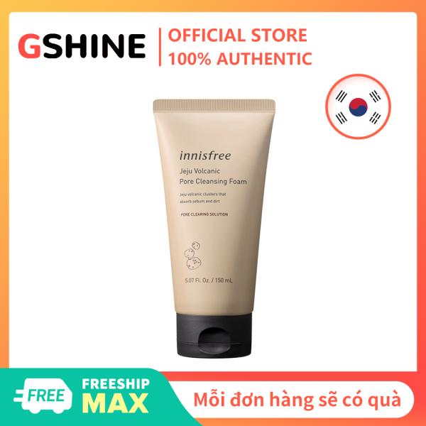 Sữa rửa mặt Innisfree Volcanic Pore Cleansing Foam 150ML