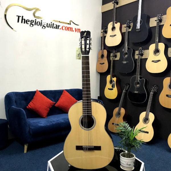 Guitar Classic Ba Đờn VE70C