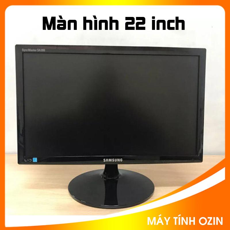 Màn hình máy tính 22 inch (nhiều hãng) samsung / LG / Acer / Asus...