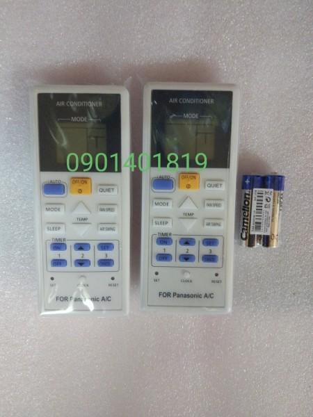 Bảng giá Điều khiển Máy Lạnh Panasonic inveter (iAUTO)