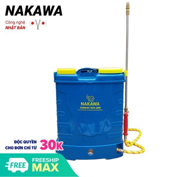 Bình phun trừ sâu chạy ắc quy NAKAWA NK20-5L