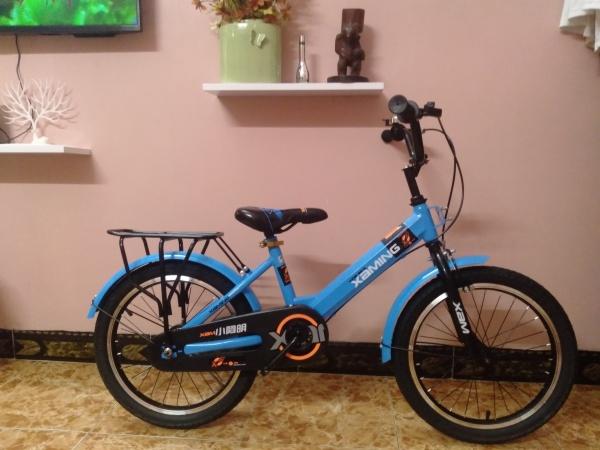Phân phối Xe đạp trẻ em nam 6-10 tuổi vành 20 inch
