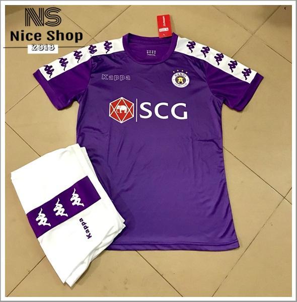 Bộ quần áo bóng đá Hà Nội FC