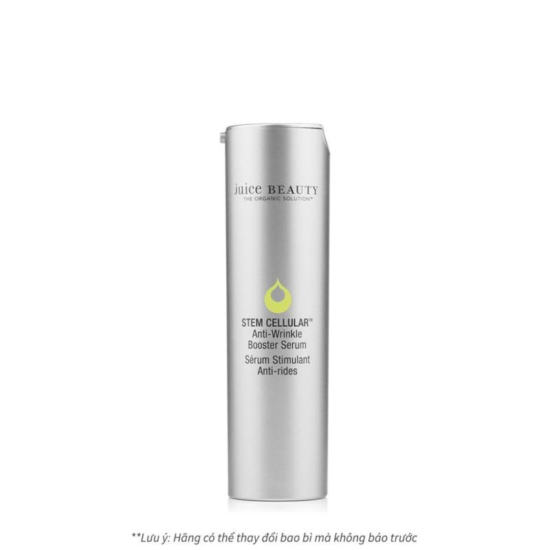 Tinh chất hữu cơ giúp sáng da chống lão hoá Juice Beauty Stem Cellular Anti-Wrinkle Booster Serum