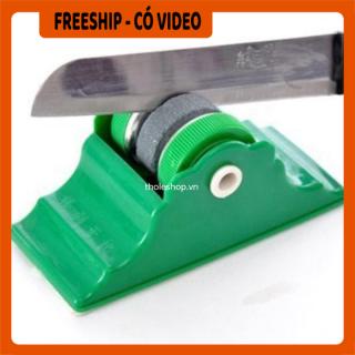 [FREESHIP] Đá Mài Dao Kéo Có Đế Mài Cực Nhanh Cực Sắc - Đá mài dao kéo - Dụng cụ nhà bếp - Dụng cụ mài dao - Máy mài dao thumbnail