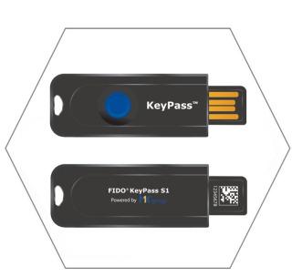 Khóa bảo mật tài khoản trực tuyến FIDO U2F Token S1 thumbnail