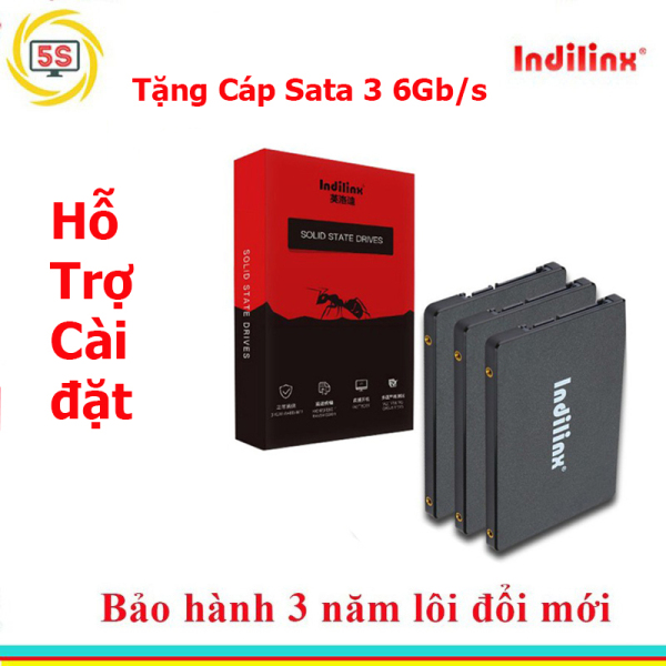 Giá Ổ CỨNG SSD INDILINX 120GB |CHÍNH HÃNG| MIỄN PHÍ CÀI PHẦN MỀM