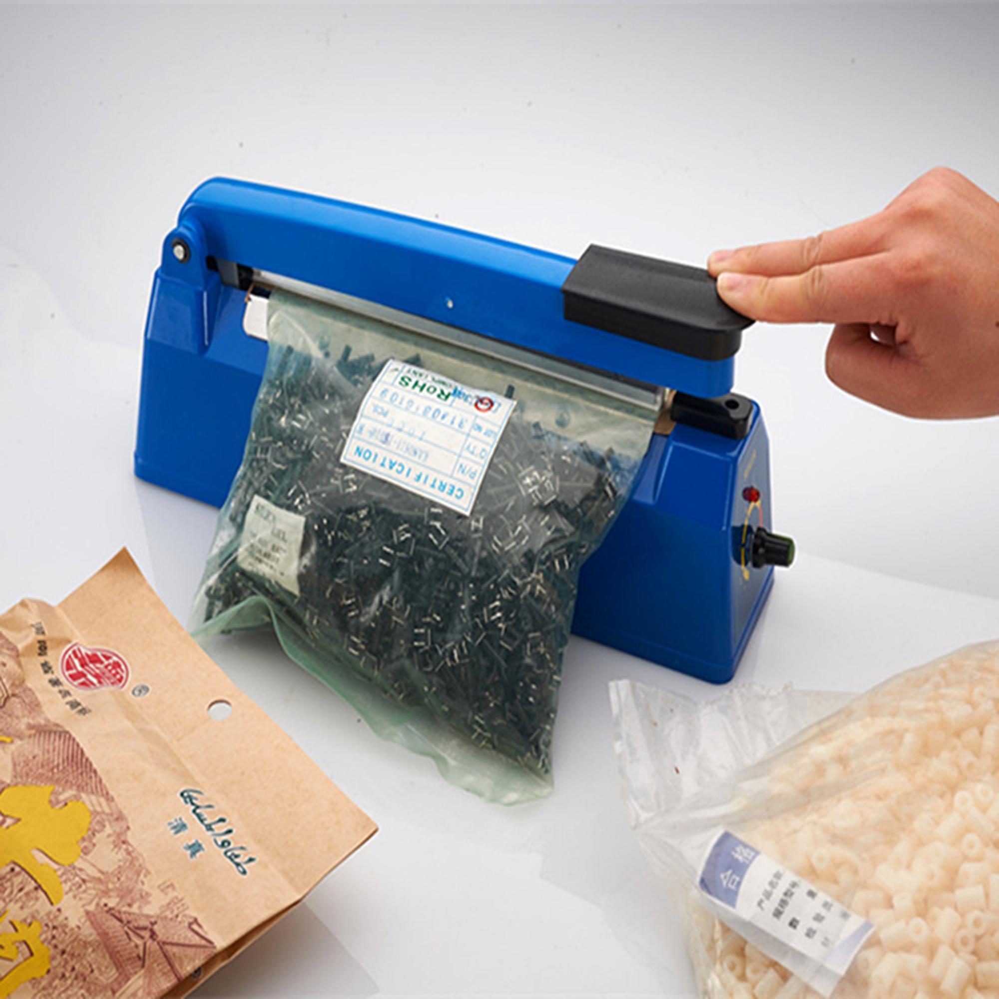 Máy hàn miệng túi FS 200 độ dài mép hàn 20 cm