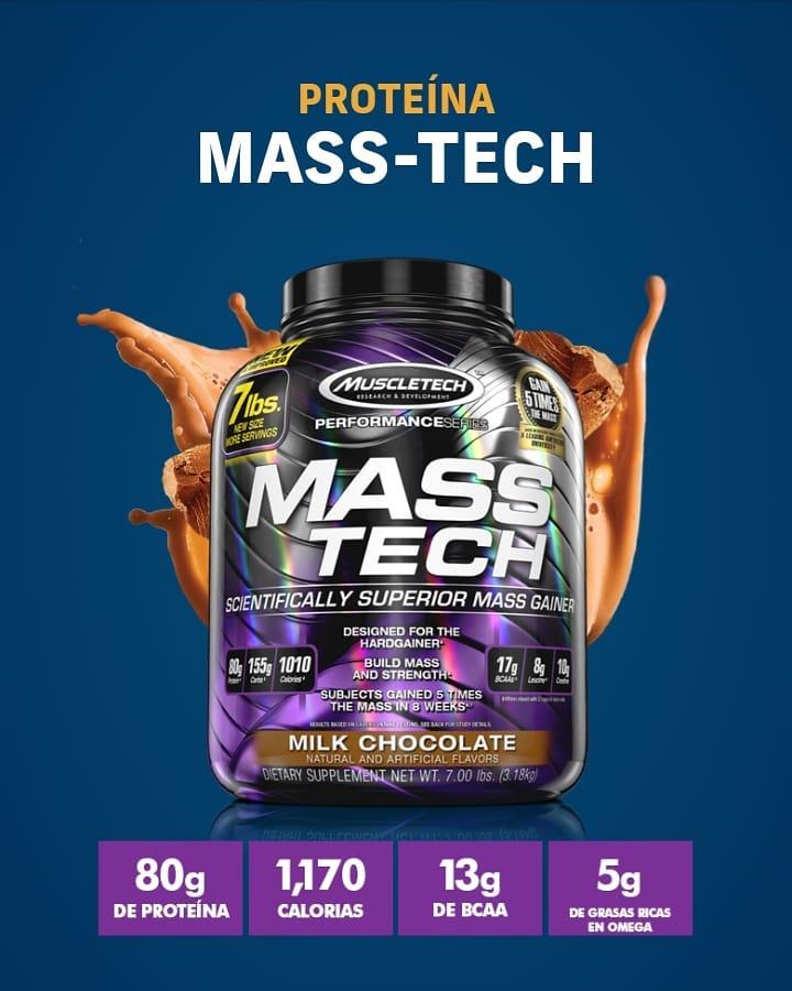 Tăng cân Mass tech 7lbs