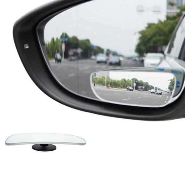 Gương Cầu Xóa Điểm Mù Ô Tô Xe Hơi (bộ 2 cái, hình oval)