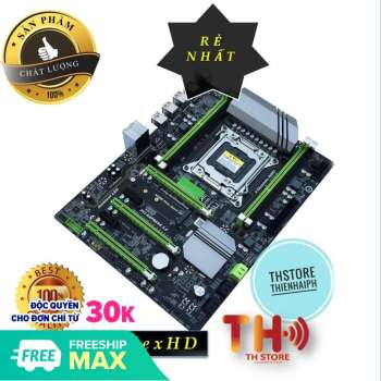 Main X79 socket 2011 cho Cpu i7 - E5 v1 + v2