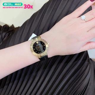 Đồng hồ nữ dây da VERSACEO Size 34mm - FULLBOX,Đồng hồ nữ cao cấp chống nước thumbnail