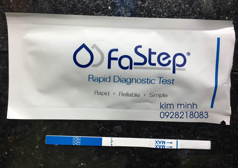 Test Viêm gan C Fastep (HCV) nhập khẩu
