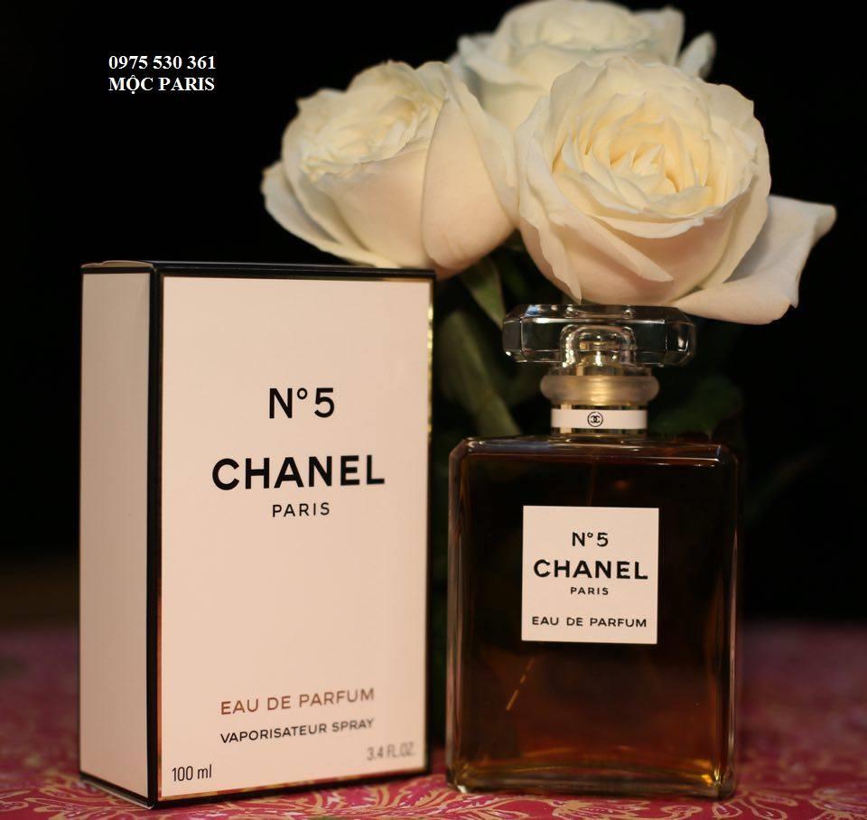 Nước Hoa Chanel N5 Eau De Parfum 100ml