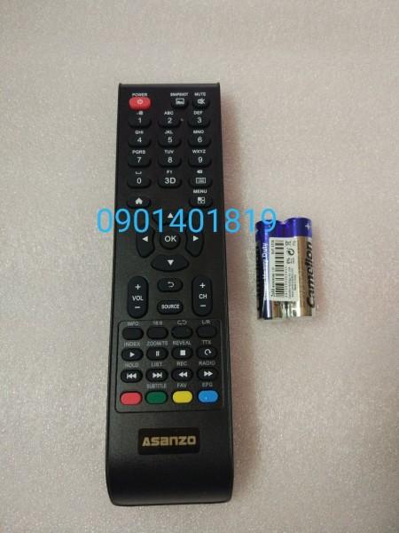Bảng giá Điều khiển Tivi Asanzo LCD -  3D ( hàng chính hãng mới 100%)