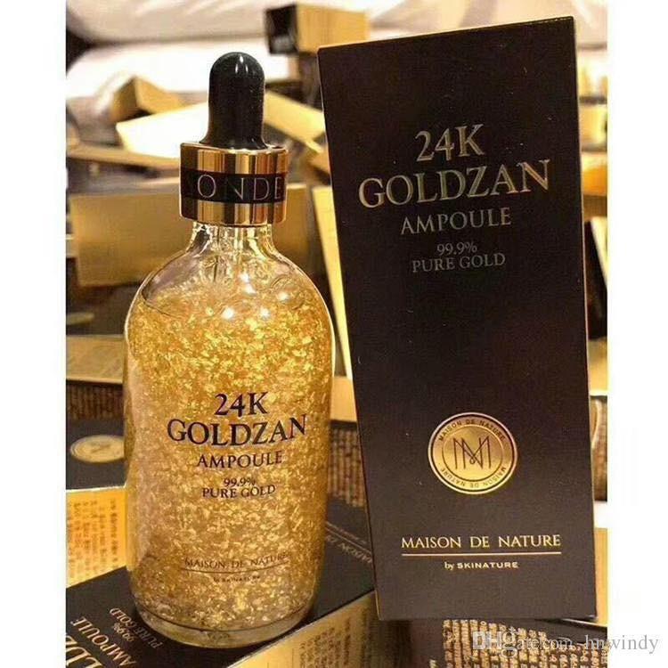 Tinh Chất Serum 24k Goldzan Ampoule 99.9% Pure Gold 100ml.