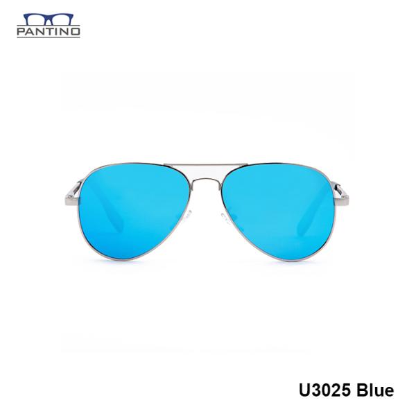 Mua Kính mắt phân cực Unisex PANTINO chính hãng Hàn Quốc chống tia UV, Mã U3025 - Blue