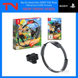 Game Ring Fit Adventure - Cho máy Nintendo Switch thumbnail