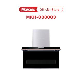 Máy hút mùi Makano MKH-000003 - Lưu lượng hút: 1300m3/h