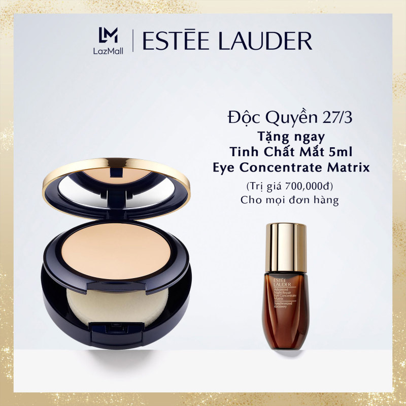 Phấn phủ lì lâu trôi Estee Lauder Double Wear Stay-in-Place Matte Powder Estee Lauder 12g