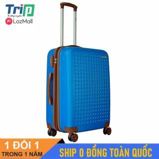 [MIỄN PHÍ SHIP] Vali nhựa TRIP P803A Size 24inch Vali du lịch TRIP Size ký gửi hành lý, đựng 15kg -25kg thumbnail