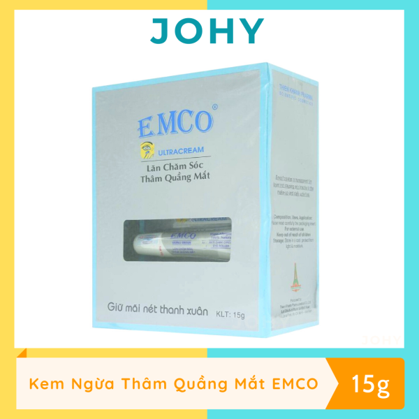 Kem chăm sóc thâm quầng mắt EMCO Ultracream (15g) - JOHY giá rẻ