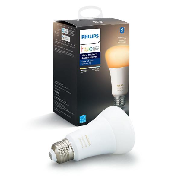 Bóng đèn Philips Hue White Ambiance Bluetooth