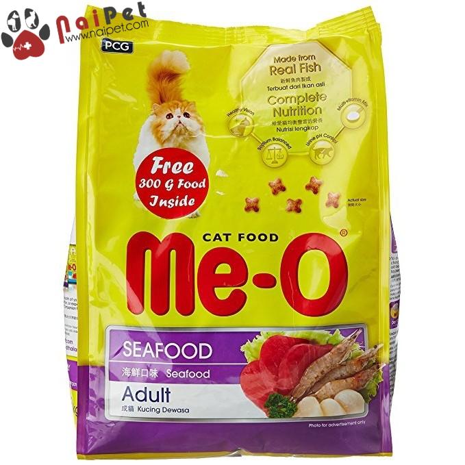 Thức Ăn Hạt Khô Cho Mèo Me-O Giá Tốt Không Nên Bỏ Lỡ