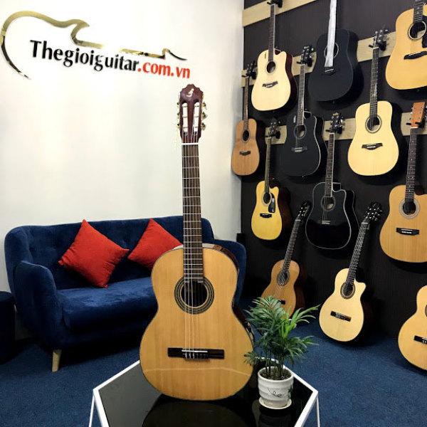 Guitar Classic Ba Đờn C170