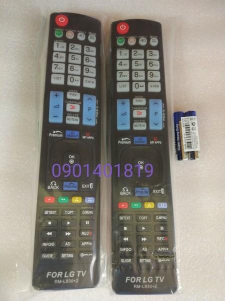 Bảng giá Điều Khiển Tivi LG 930 +2 ( Hàng Tốt )
