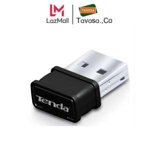 USB thu sóng Wifi tốc độ 150Mbps Tenda W311Mi (Đen)