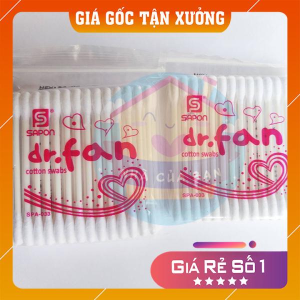 Tăm bông ngoáy ráy tai Dr Fan hàng Việt Nam cao cấp