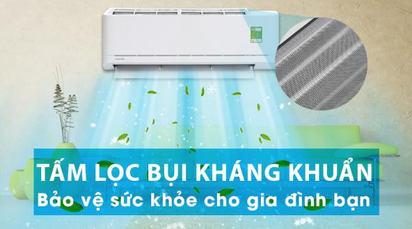 Máy Lạnh TOSHIBA 1.5 HP RAS-H13U2KSG-V O1A
