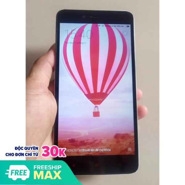 Điện thoại 2 sim pin trâu xiaomi N0TE 2 16 GB ROM - 2 GB RAM siêu mạnh - chơi liên quân mượt