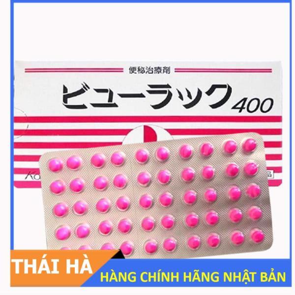 [Nguyên Hộp] Viên Detox Nhuận Tràng Dứt Điểm Táo Bón Kokando Byurakku 400 Viên Nhật Bản