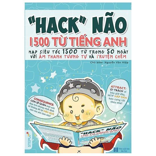Mua Hack Não 1500 Từ Tiếng Anh