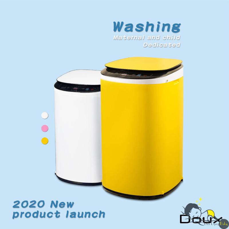Bảng giá Máy giặt Mini tự động DOUX, có đèn diệt khuẩn UV, có tính năng giặt đồ cho em bé tối ưu Điện máy Pico