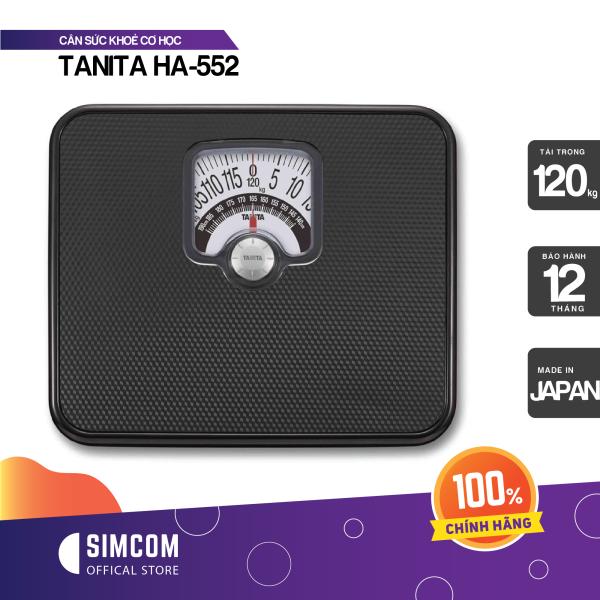 Cân sức khoẻ cơ học TANITA HA-552