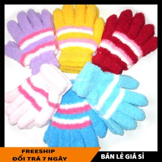 Bao tay - Bao tay len cho trẻ, mang lại sự ấm áp, mềm mại cho bé, là vật dụng bảo vệ đôi tay bé hiệu quả - Bao tay len cho trẻ - Bao tay xinh cho bé, giữ ấm [LẺ GIÁ SỈ]