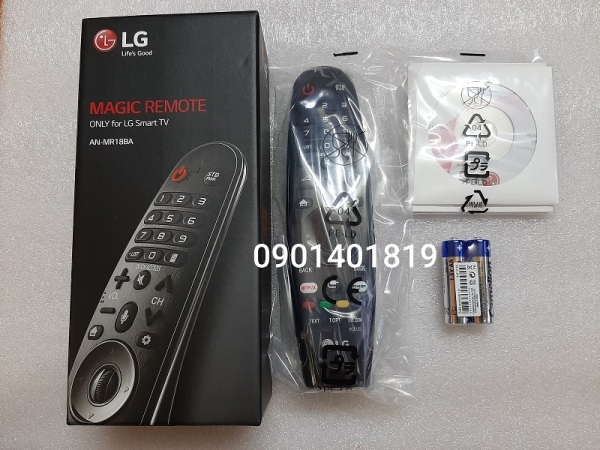 Bảng giá Remote lG magic MR-18BA(đời 2018)