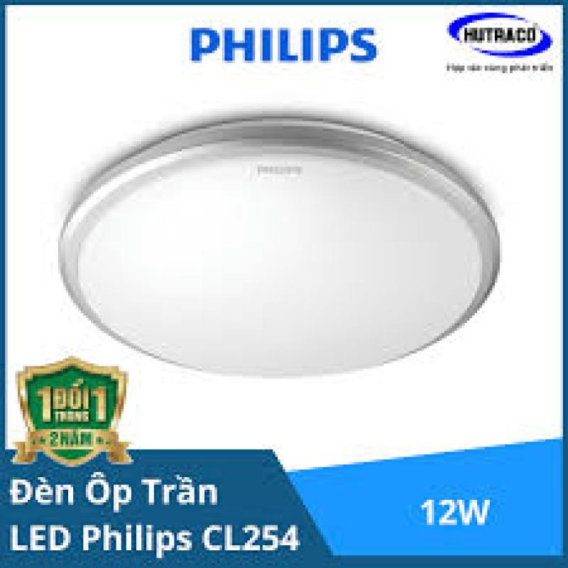 ĐÈN LED ỐP NỔI CL254 -12W -6500K -PHILIPS