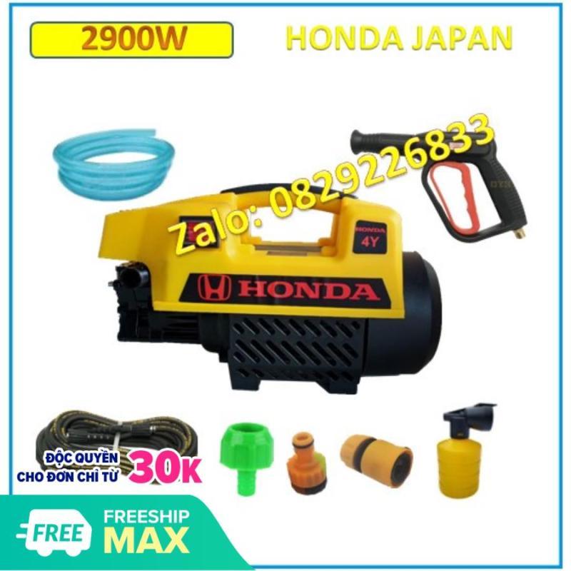 Máy rửa xe mini HONDA siêu khỏe 2900w