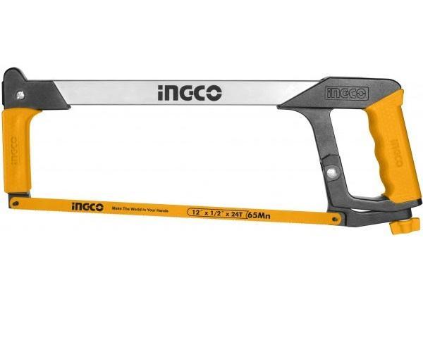 Cưa sắt cầm tay 300mm 12inch INGCO HHF3008