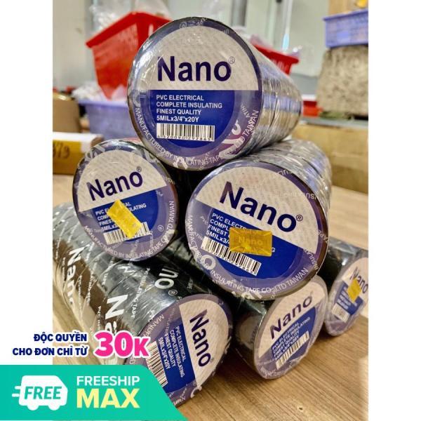 Mua [Lấy mã giảm thêm 30%] Cây băng keo điện nano chính hãng (10 cuộn / 1 cây) V993